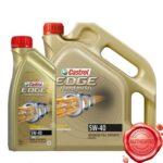 Castrol Edge Titanium Turbo Diesel FST 5W-40