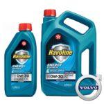 Texaco HAVOLINE ENERGY 0W-30 (Volvo)