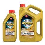 Texaco HAVOLINE ProDS P 0W-30