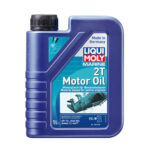 Liqui-Moly Marine 2T Motor Oil (1L)